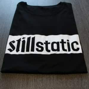 Stillstatic Define T Shirt Black