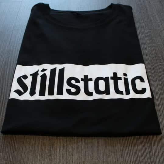Stillstatic Define T Shirt Black