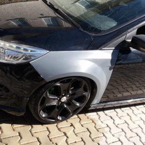 Ford Focus MK3 prefacelift / facelift / tournament widened fenders