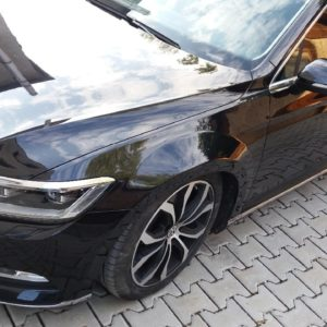 VW Passat B8 (type 3G) widened fenders 3cm per side