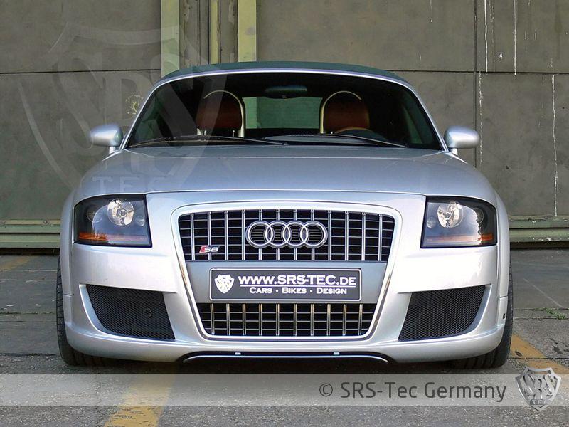Front Bumper A1, Audi Tt 8n