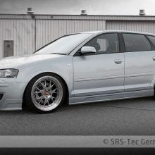 Side Skirts Rs, Audi A3 Sportback 8pa