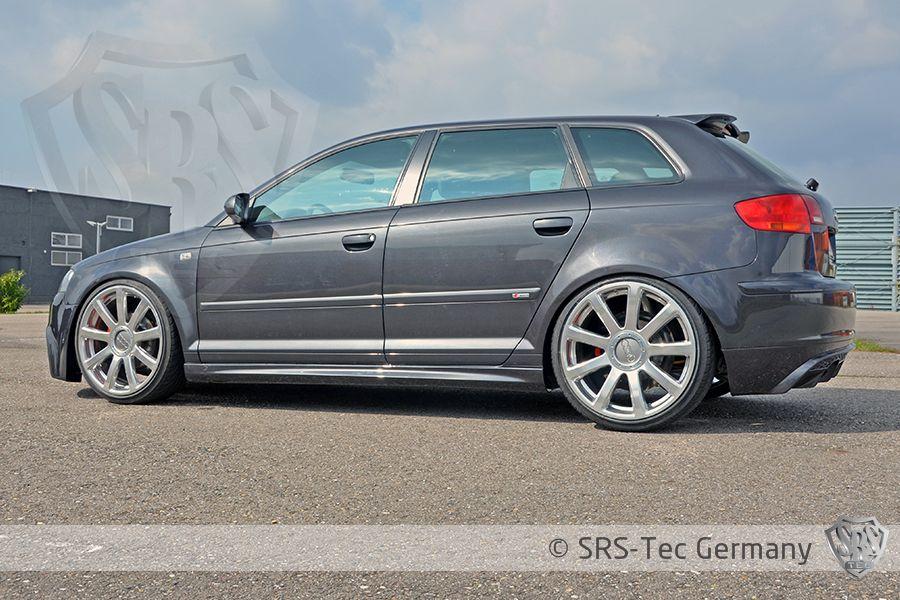 Side Skirts GT, Audi A3 Sportback 8pa, Audi A3 8p