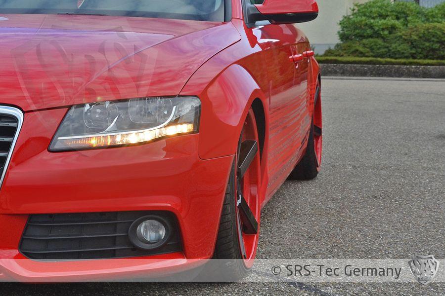 Wide Wings GT, Audi A4 B8