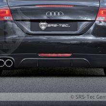 Rear Diffuser GT, Audi Tt 8j