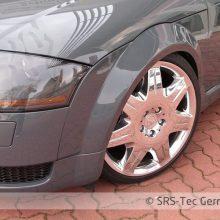 Wide Wings Clean GT, Audi Tt 8n