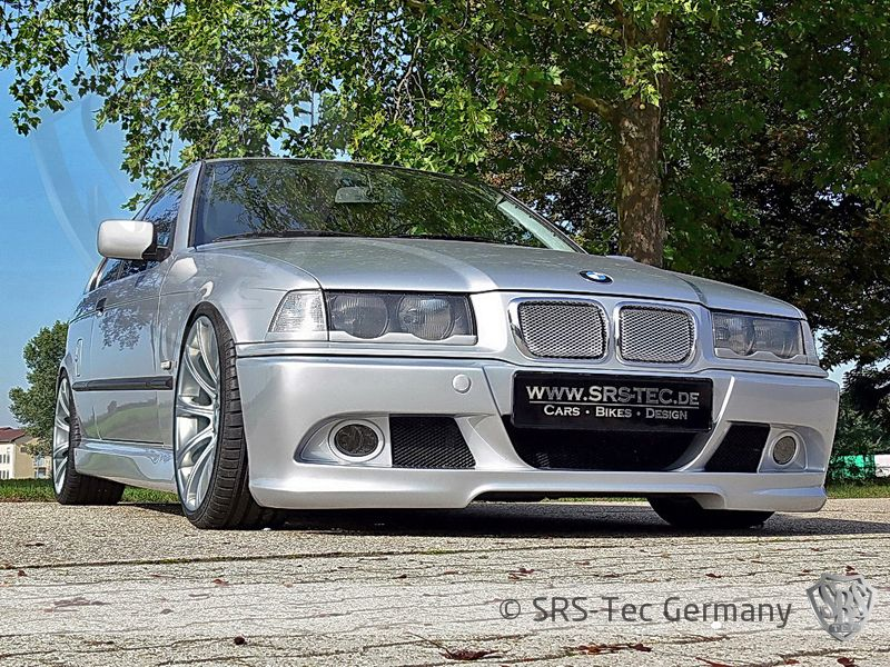 Front Bumper B3 (fog Light), Bmw E36 Compact