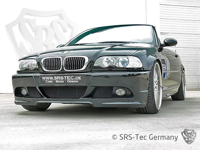 Front Bumper B3 (fog Light), Bmw E46