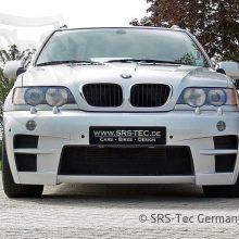 Front Bumper B2, Bmw X5