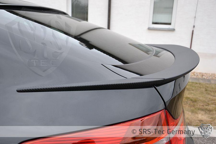Rear Spoiler, Bmw X6, Bmw E71 (x6)