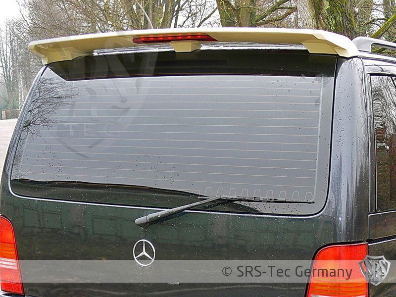 Roof Spoiler, Mercedes Vito & V-class