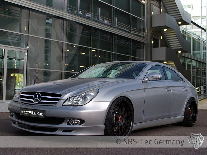 Front Spoiler Cls1, Mercedes Cls, Mercedes Cls (c219)