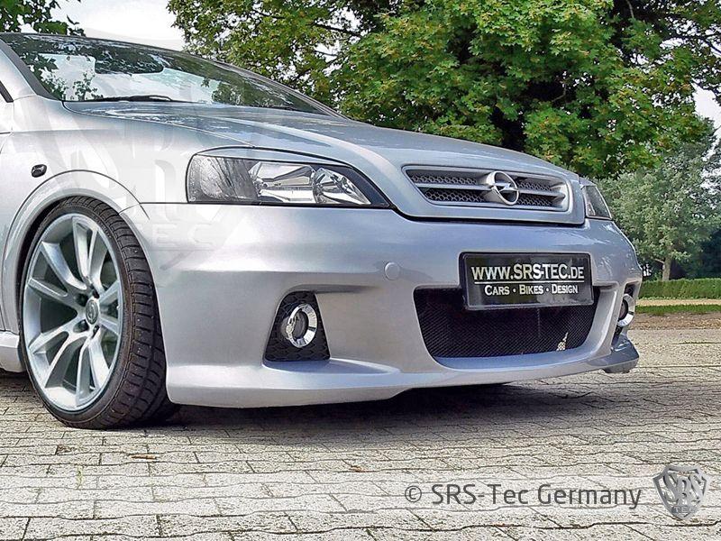 Front Bumper Opx (fog Light), Opel Astra G
