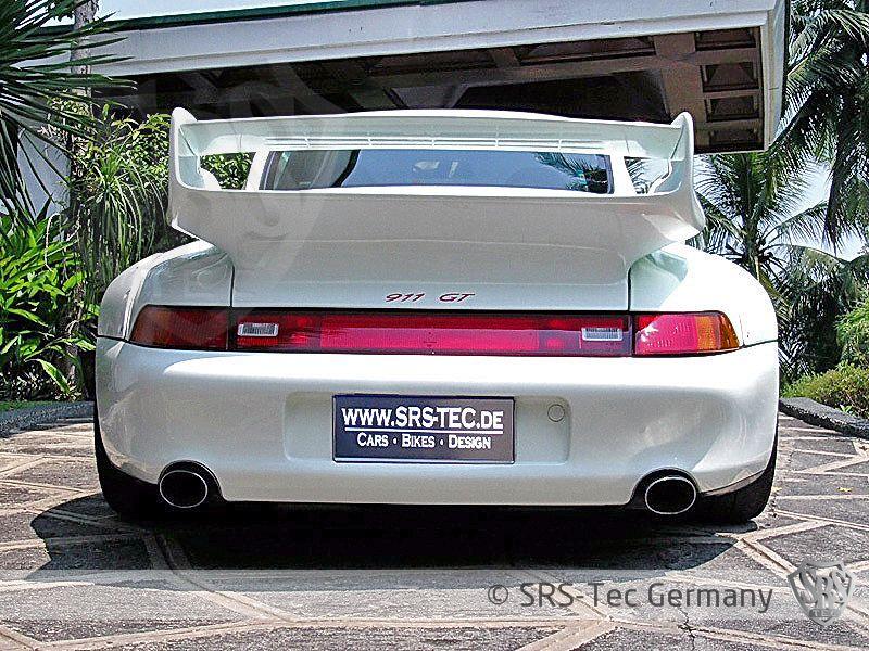 Rear Spoiler GT2-look, Porsche 993