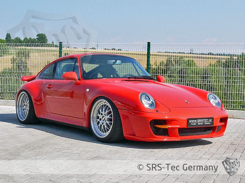 Front Bumper GTs, Porsche 993