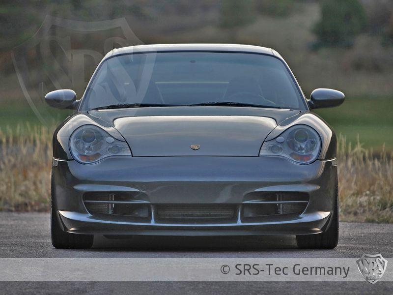 Front Bumper GT3-style, Porsche 986
