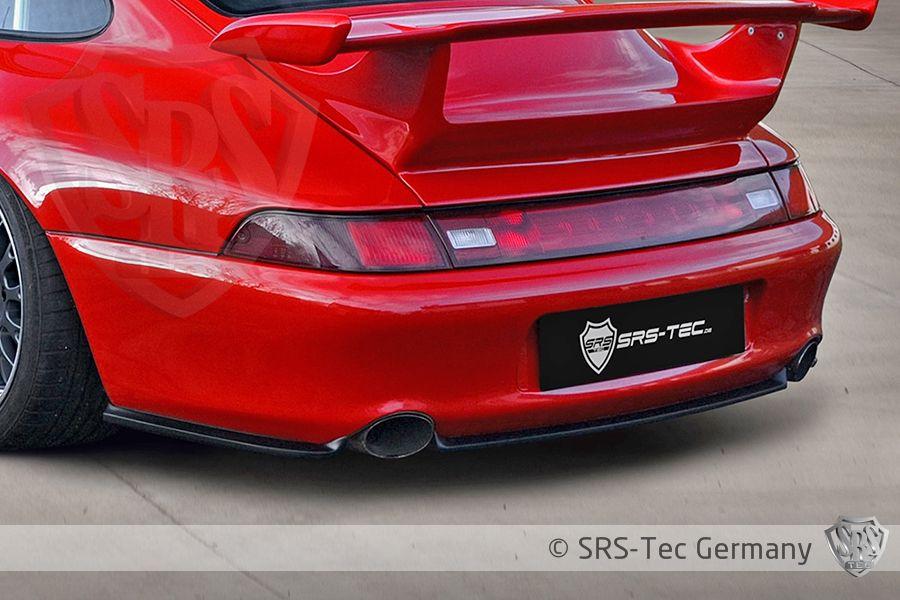 Rear Diffuser GT-r, Porsche 993