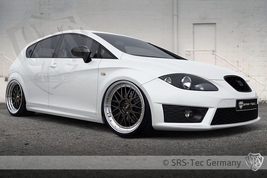 Side Skirts GT, Seat Leon 1p