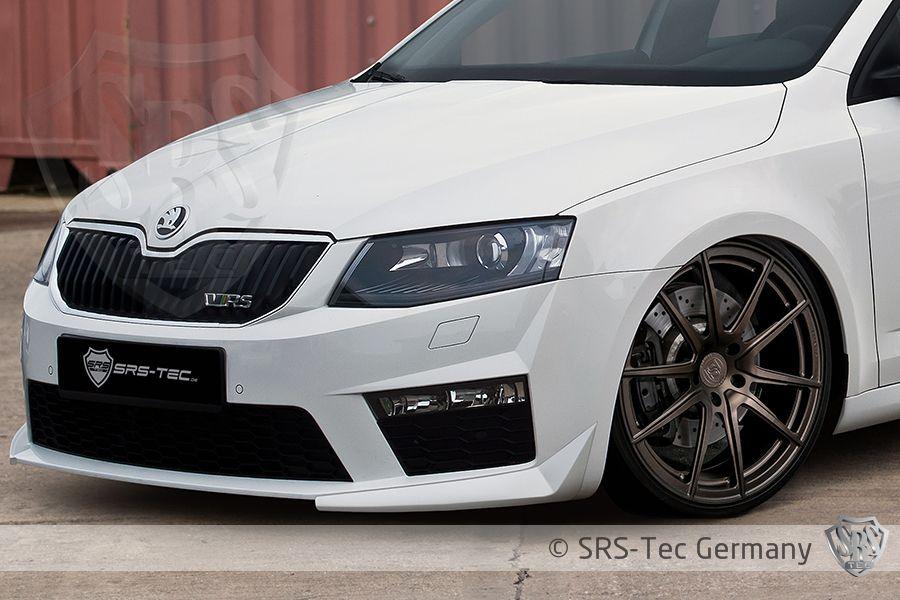 Wide Front Wings GT, Skoda Octavia Iii