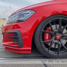 Front Flaps GT-i, Facelift GTi, VW Golf Vii
