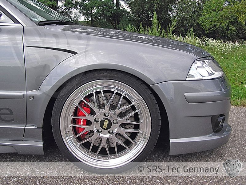 Front Wing Right S2, VW Passat 3bg