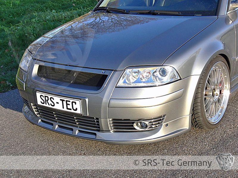 Front Spoiler S2, VW Passat 3bg