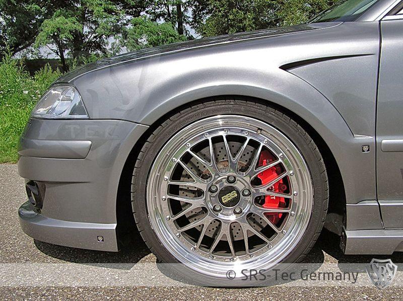 Front Wing Left S2, VW Passat 3bg