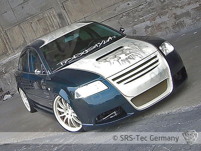 Front Bumper S3, VW Passat 3bg