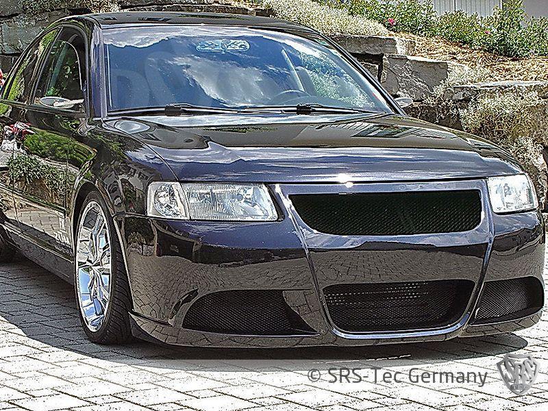 Front Bumper S3-r, VW Passat 3b