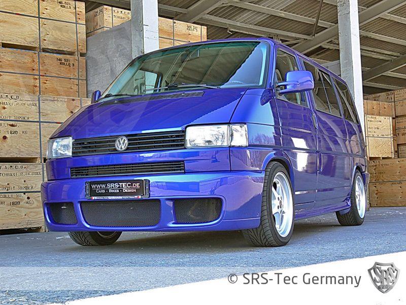 Front Bumper G4-r32 Style, VW T4 (short Front)