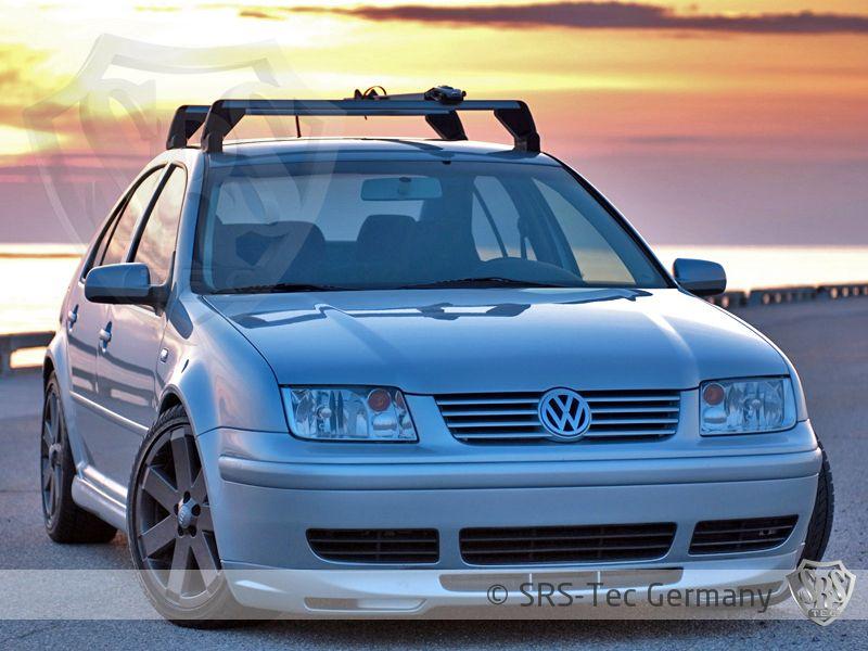 Front Spoiler Gli-style, VW Bora