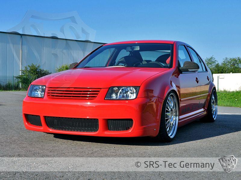 Front Bumper G4-r32 Clean, VW Bora