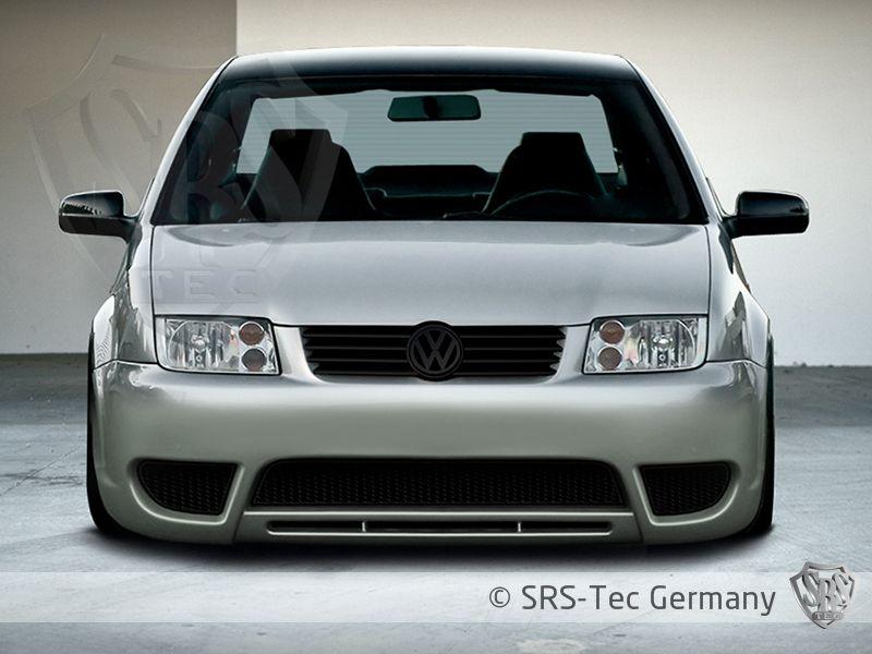 Front Bumper V-style, VW Bora