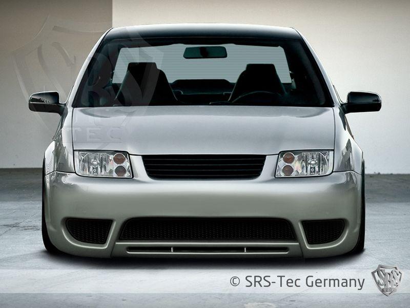 Front Bumper V-style Clean, VW Bora
