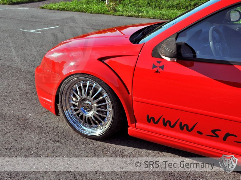Front Wing Left S2, VW Bora