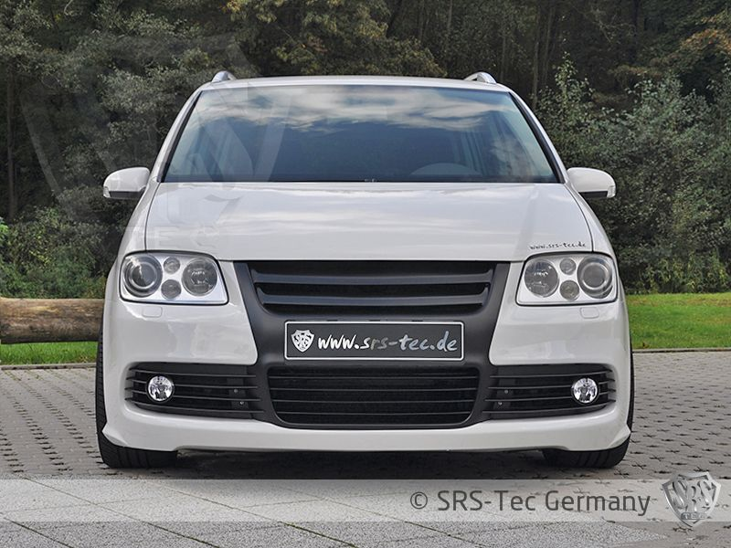 Front Bumper G5-r32 Style Fog Light, VW Caddy