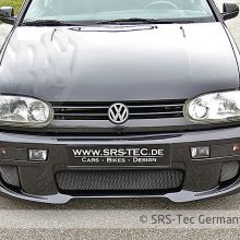 Front Bumper Sr1, VW Golf 3
