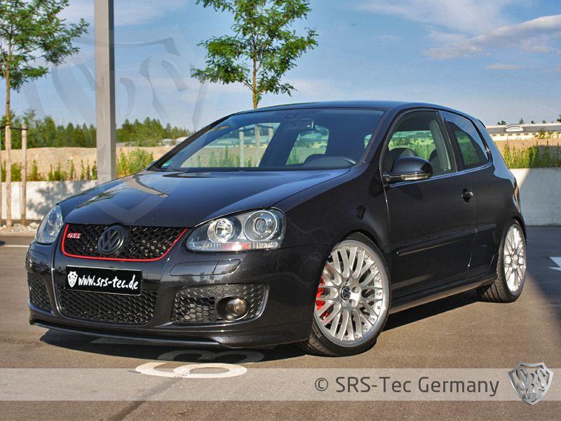 Front Spoiler Ed30-style, VW Jetta V, VW Jetta Mk5