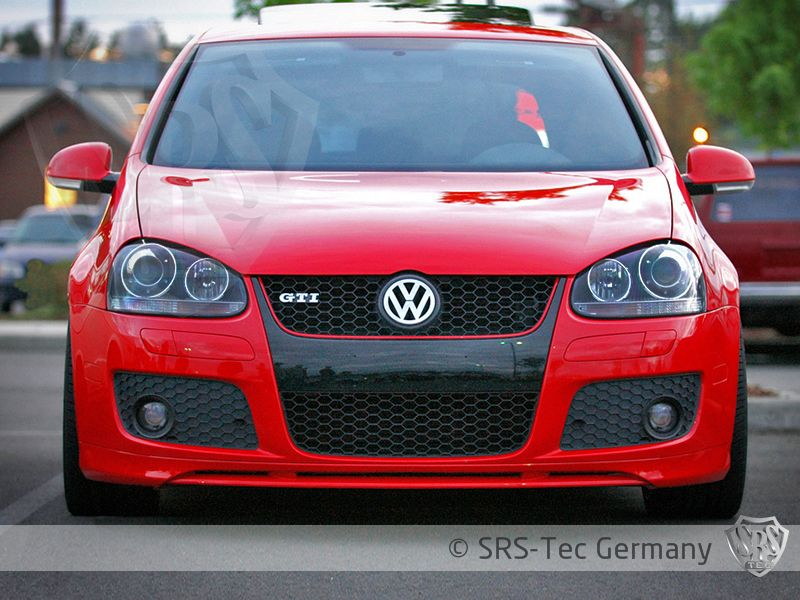 Front Spoiler V-style, VW Jetta V, VW Jetta Mk5