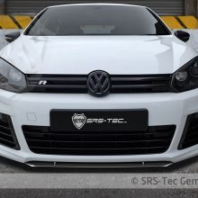 Front Lip R20, VW Golf Vi