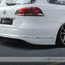 Rear Flaps R-style, VW Passat B7 Wagon