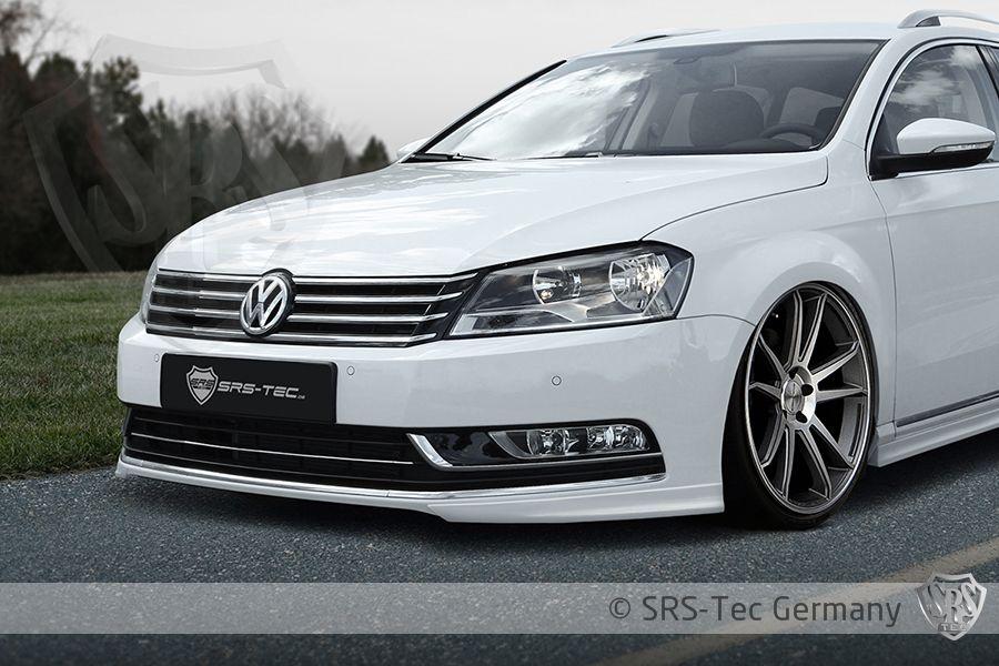 Front Flaps R-style, VW Passat B7