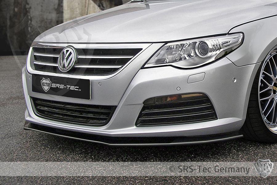 Front Spoiler Lip, VW Passat Cc