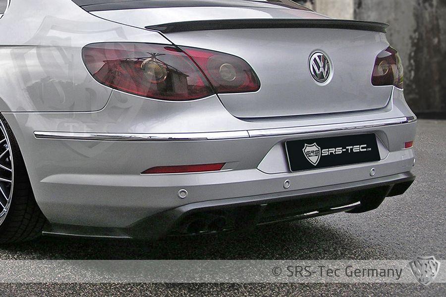 Rear Diffuser, VW Passat Cc