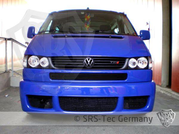 Front Bumper G4-r32 Style, VW T4 (long Front)