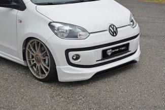 Front Spoiler Lip, VW Up!