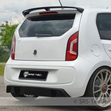Rear Window Cover, VW Up!