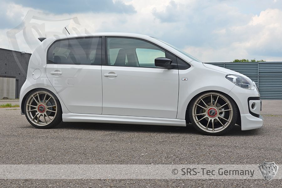 Side Skirts, VW Up!