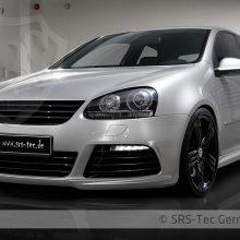 SRS-Tec Front Bumper G6R-Style R, VW Jetta V, VW Jetta MK5